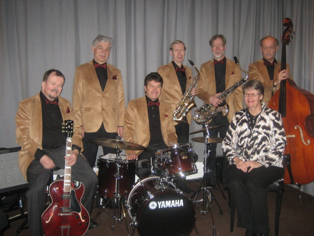 DRB Swing Band & Anne