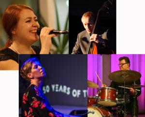Charlotta Kerbs & Wade Mikkola Trio Cafe Carusel 16.9.2020